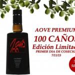 AOVE 100 Caños Premium .Edición limitada