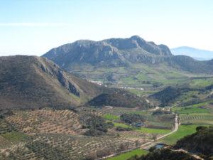 Montañas de Málaga